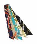 sodalite | ネクタイスカーフ柄ベルト(A)(バンダナ・スカーフ)