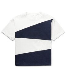 TOMORROWLAND「Tomorrowland Panelled Cotton-Jersey T-Shirt(T Shirts)」