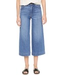 Madewell | Madewell Wide Leg Crop Jeans(Denim pants)