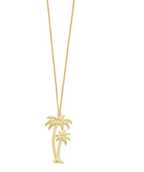 Wouters hendrixwouters wouters hendrix palm tree pendant necklace mozeypictures Gallery