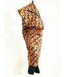 POESIA WEAR | POESIA WEAR /裾リブパンツ[Original Textile](パンツ)