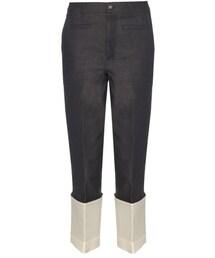 Loewe「LOEWE Fisherman low-slung boyfriend jeans(Denim pants)」
