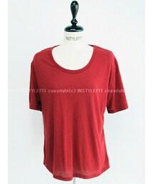 INSTYLEFIT(インスタイルフィット)の「ルーズフィットラウンドネックTシャツ(Tシャツ・カットソー)」
