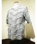 POESIA WEAR | [POESIA WEAR] サマーニット/Vネック/(Short Sleeve)(Tシャツ・カットソー)