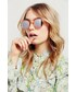 「Free People Womens ABBEY ROAD SUNGLASSES」