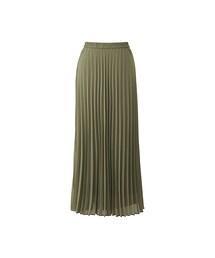 ユニクロ(ユニクロ)の「WOMEN シフォンプリーツスカート(スカート)」