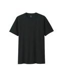 ユニクロ | MEN スーピマコットンクルーネックT(半袖)(Tシャツ・カットソー)