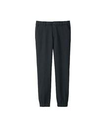 ユニクロ(ユニクロ)の「MEN ジョガーパンツ(ジャージー・レングス69~73cm)(パンツ)」