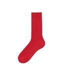 ユニクロ | MEN 無地カラーソックス(消臭機能付き)(ソックス/靴下)