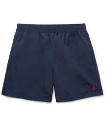 Polo Ralph Lauren「Polo Ralph Lauren Hawaiian Mid-Length Swim Shorts(Swimwear)」