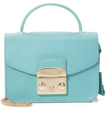 Furla「Furla Metropolis Top Handle Mini Cross Body Bag(Clutch)」