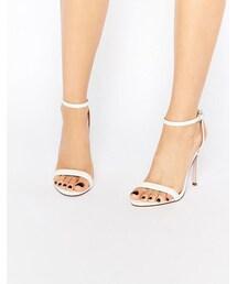 Asos(エイソス)の「ASOS HIGH FIVE Heeled Sandals(ドレスシューズ)」