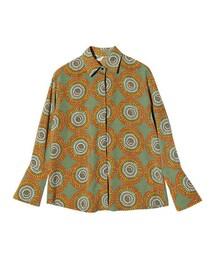 STYLENANDA(スタイルナンダ)の「バングルモチーフリピートパターンシャツ(その他)」