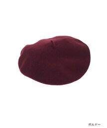 w closet(ダブルクローゼット)の「ベレー帽(その他)」