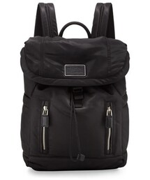 Marc by Marc Jacobs「MARC by Marc Jacobs Palma Nylon Backpack, Black(Backpack)」