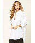 Forever 21 | FOREVER 21 Dolman Button-Front Shirt(Shirts )