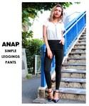 ANAP | シンプルレギパン()
