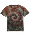 Valentino | Valentino Slim-Fit Tie-Dyed Cotton-Jersey T-Shirt(T Shirts)