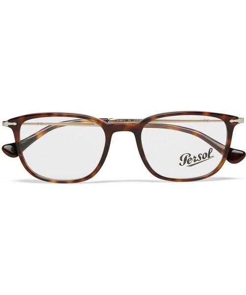 Persol D-frame Gold-tone And Tortoiseshell Acetate Sunglasses - Tortoiseshell Vu4CpDHzK