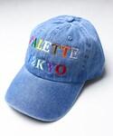Palette TOKYO(パレットトーキョー)の「2nd Anniversary CLASSIC CAP(DENIM)(キャップ)」