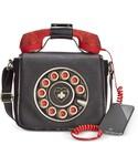 Betsey Johnson | Betsey Johnson Phone Crossbody with Rhinestones(Handbag)