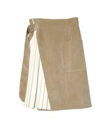 STYLENANDA(スタイルナンダ)の「コーデユロイドッキングラップスカート(その他)」