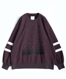 SHAREEF(シャリーフ)の「【3月入荷予定】EMBROIDERY PULL-OVER(その他)」