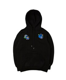 RMTC「COOKIE MONSTER ROSE HOODIE_BLACK(Others)」
