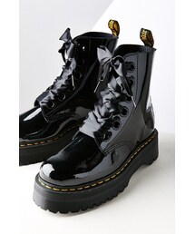 Dr. Martens「Dr. Martens Molly Patent Leather Lolita Boot(Boots)」