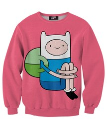 Mr. GUGU & Miss GO「Pink Finn sweater(Others)」