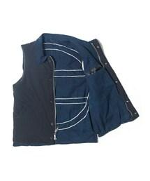 LIFTLABEL「Together Vest(Down vest)」