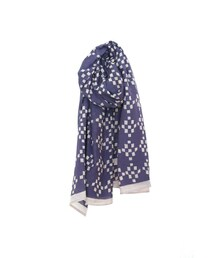 FLORENZ(-)の「Vanya Midnight Blue scarf(マフラー・ショール)」