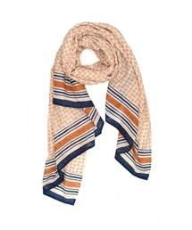 FLORENZ(-)の「Kiko Brown scarf(マフラー・ショール)」