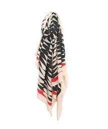 FLORENZ(-)の「Kala Black silk scarf(マフラー・ショール)」