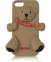 Moschino(モスキーノ)の「Moschino Gennarino bear iPhone 5 cover(生活家電/PCグッズ)」