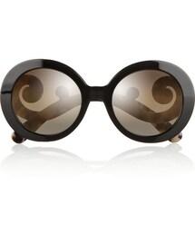 Prada「Prada Round-frame acetate sunglasses(Sunglasses)」