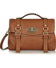 Mulberry「Mulberry The Alexa leather satchel(Shoulderbag)」
