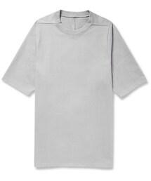 Rick Owens(リックオウエンス)の「Rick Owens Oversized Cotton-Jersey T-Shirt(Tシャツ・カットソー)」