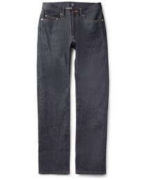 A.P.C.(アー・ペー・セー)の「A.P.C. Rescue Regular-Fit Dry Selvedge Denim Jeans(デニムパンツ)」