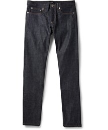A.P.C.(アー・ペー・セー)の「A.P.C. Petit New Standard Slim-Fit Dry Selvedge Jeans(デニムパンツ)」