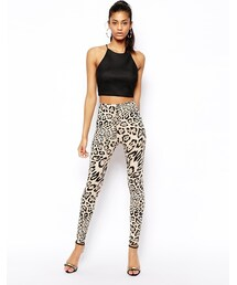 Asos「ASOS Leggings In Animal Print(Leggings)」