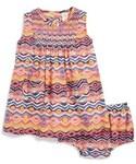 Tucker「Tucker + Tate Geo Print Dress & Bloomers (Baby Girls)(Overall)」