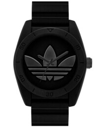 adidas「adidas Originals 'Santiago' Silicone Strap Watch, 42mm(Watch)」