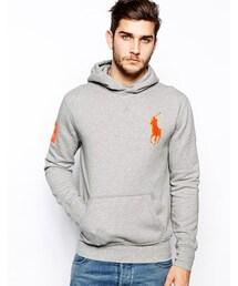 Polo Ralph Lauren「Polo Ralph Lauren Hoodie with Big PP(Sweatshirt)」