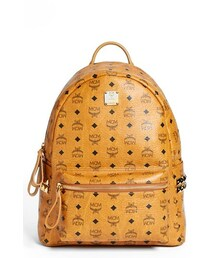 MCM「MCM 'Stark - Visetos' Studded Backpack(Baby goods)」