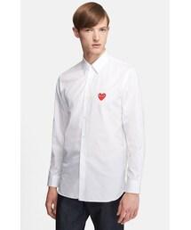 Comme des Garcons「Comme des Garçons 'Play' Woven Shirt(Shirts)」