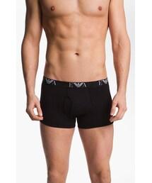 Emporio Armani「Emporio Armani Cotton Trunks (3-Pack)(Boxer pants)」