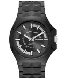 Diesel「DIESEL® Faceted Plastic Bracelet Watch, 44mm(Watch)」