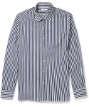 TOMORROWLAND | Tomorrowland Striped Cotton Shirt(シャツ・ブラウス)