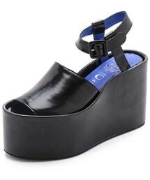Jeffrey Campbell「Jeffrey Campbell Chynna Flatform Sandals(Other Shoes)」